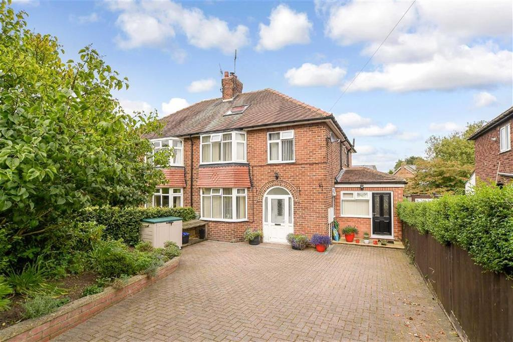4 Bedrooms Semi Detached House for sale in Wetherby Road, Knaresborough, North Yorkshire