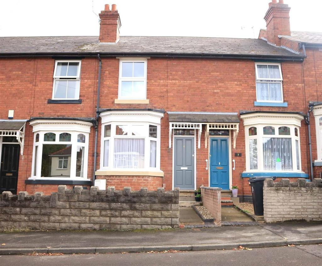 3 Bedrooms Terraced House for sale in Oakfield Road, Wordsley, Stourbridge
