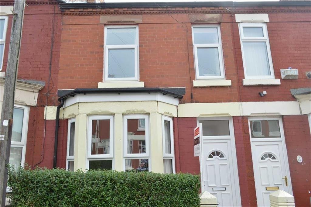 2 Bedrooms Terraced House for sale in Park Road, Tranmere, CH42