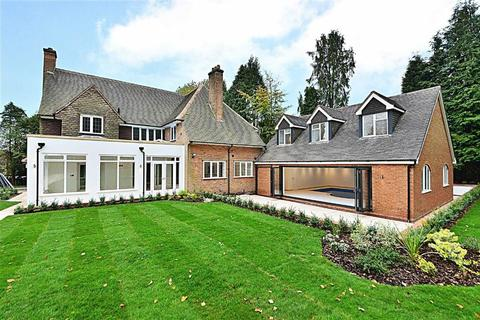 5 bedroom detached house for sale - Hartopp Road, Four Oaks, Sutton Coldfield