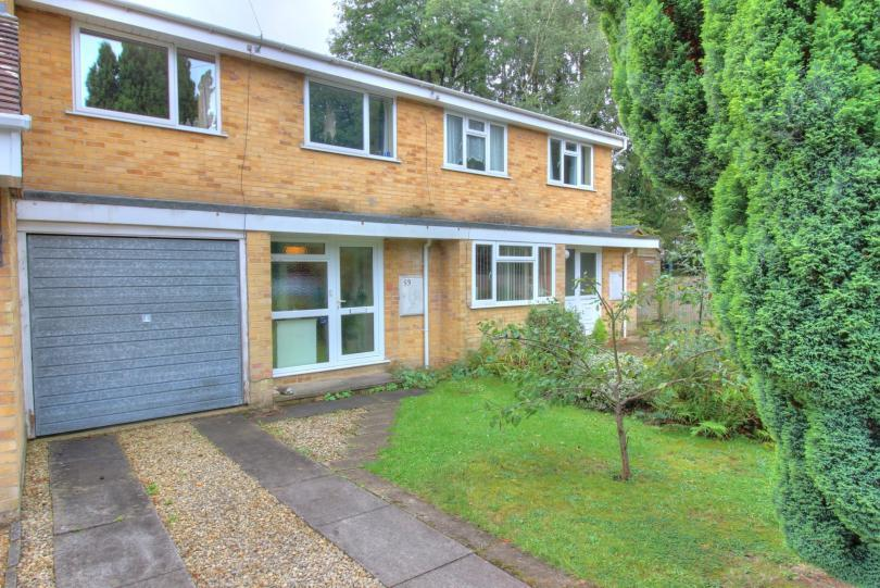 3 Bedrooms Terraced House for sale in Flexford Close, Parish Of Ampfield, Chandlers Ford