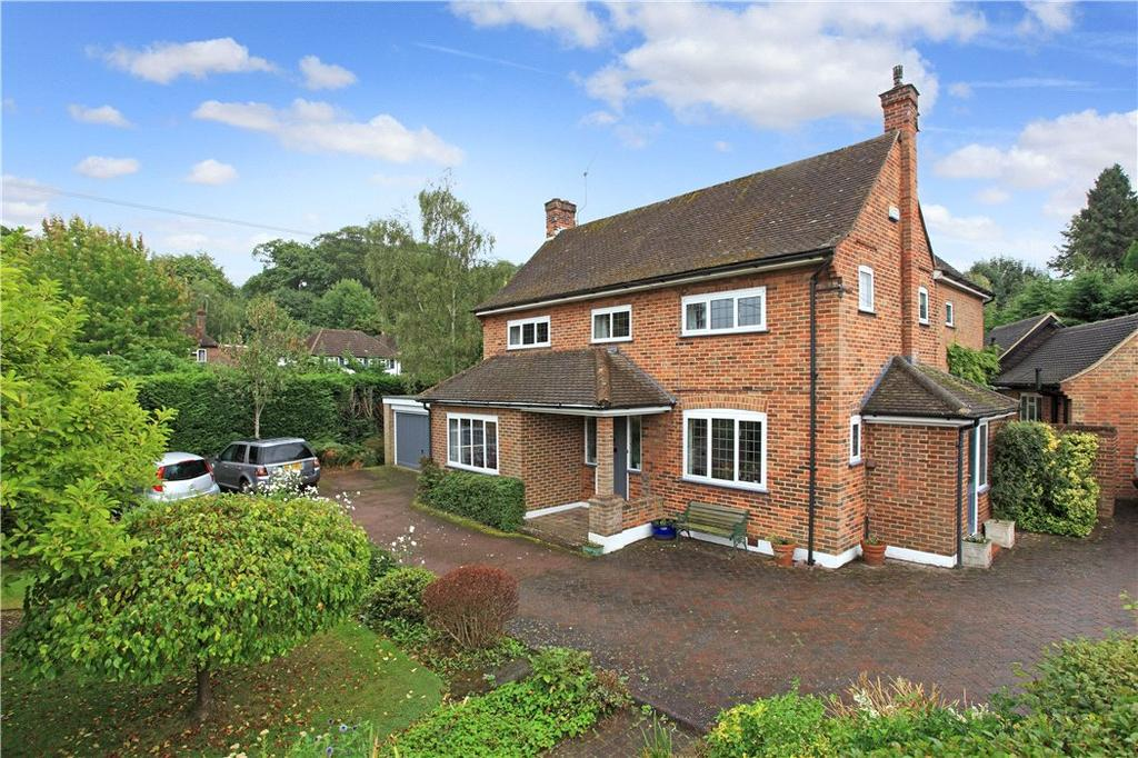5 Bedrooms Detached House for sale in Downsview Road, Sevenoaks, Kent, TN13