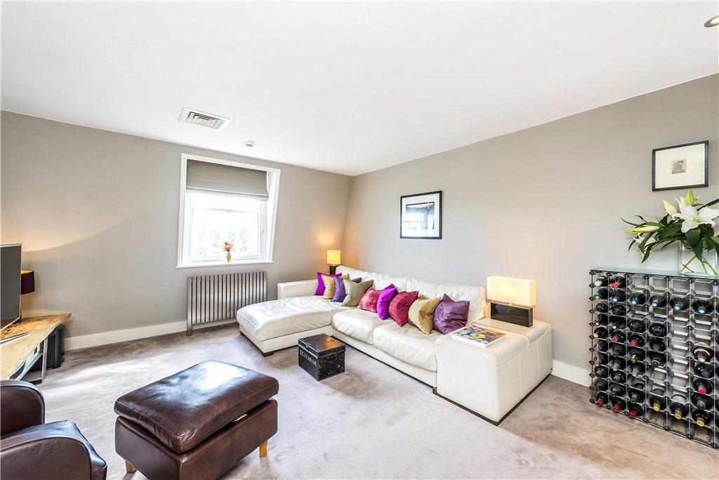 1 Bedroom Penthouse Flat for sale in Onslow Gardens, South Kensington, London, SW7