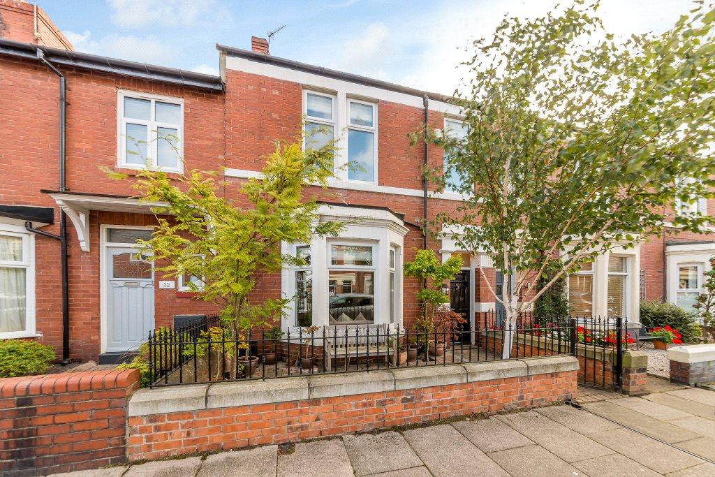 5 Bedrooms Terraced House for sale in Wolveleigh Terrace, Gosforth, Newcastle Upon Tyne, Tyne And Wear