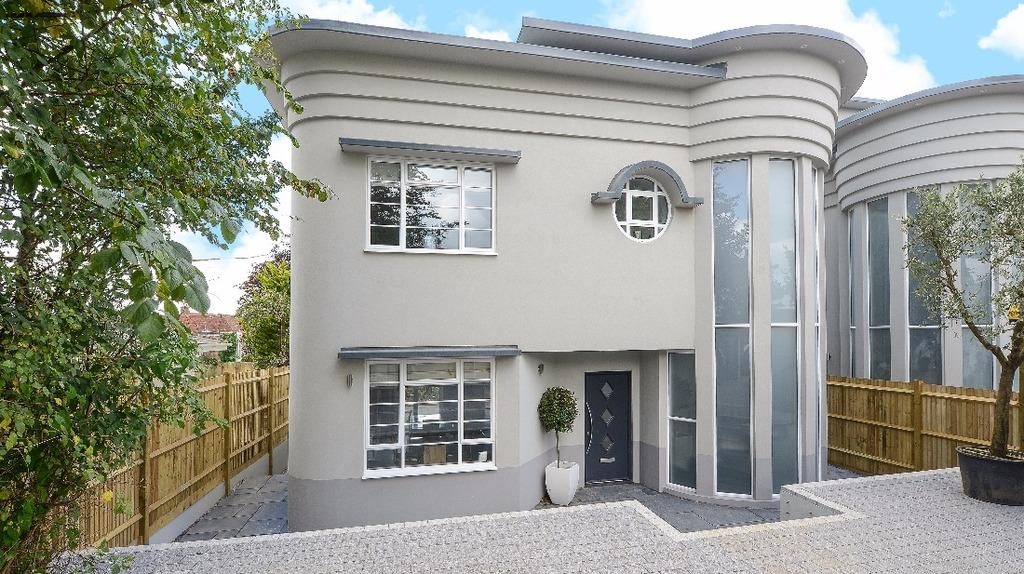 5 Bedrooms Detached House for sale in Dyke Road Hove East Sussex BN3
