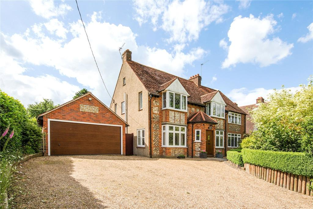 5 Bedrooms Unique Property for sale in Deadmans Ash Lane, Sarratt, Rickmansworth, Hertfordshire, WD3