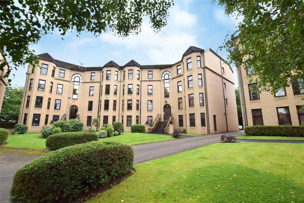 2 Bedrooms Apartment Flat for sale in 1st Floor, Hughenden Gardens, Hyndland, Glasgow