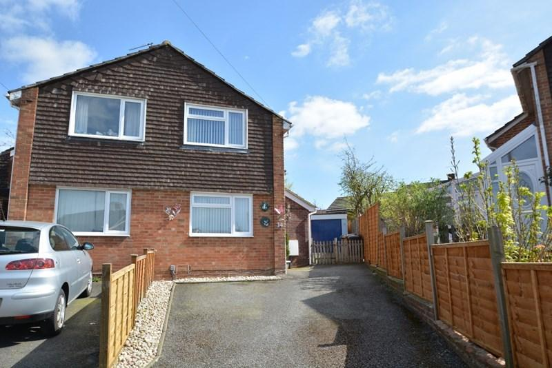 2 Bedrooms Semi Detached House for sale in Barcelona Close, Andover
