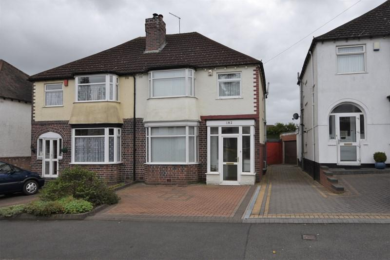 3 Bedrooms Semi Detached House for sale in Castle Road West, Oldbury