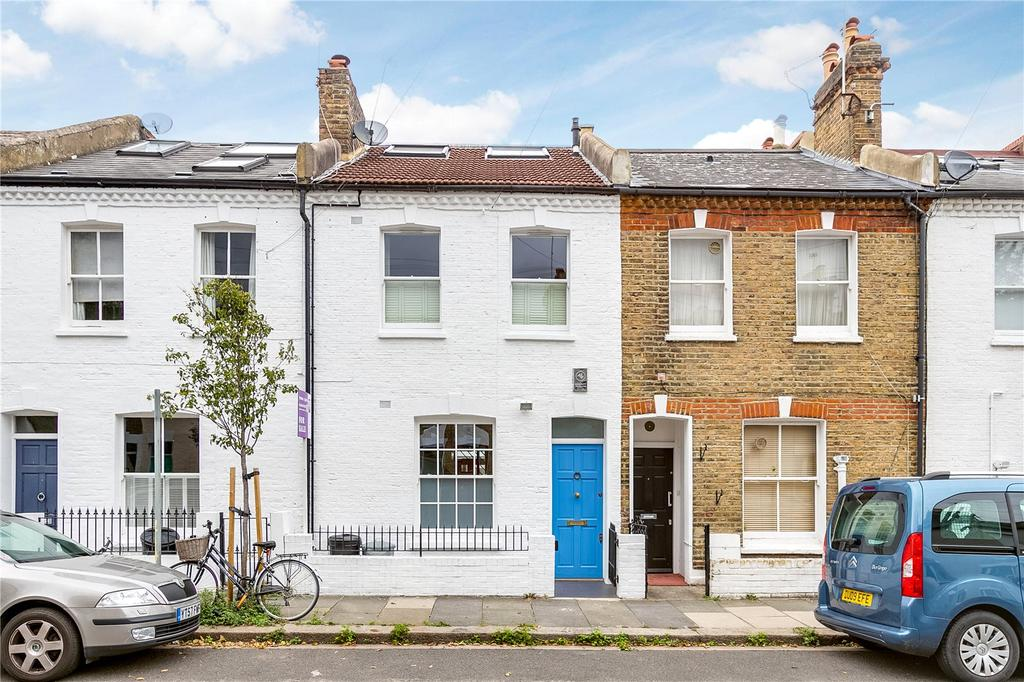 3 Bedrooms Terraced House for sale in Orbain Road, Munster Village, London