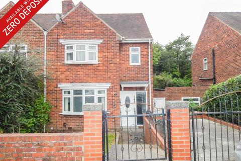 2 bedroom semi-detached house to rent - Evesham, South Hylton