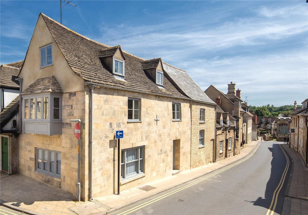 4 Bedrooms House for sale in St. Georges Street, Stamford, Lincolnshire
