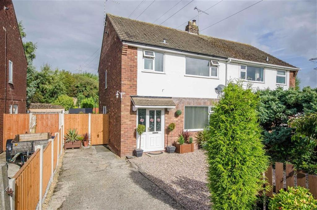 3 Bedrooms Semi Detached House for sale in Wood Lane, Hawarden, Flintshire, Hawarden, Flintshire