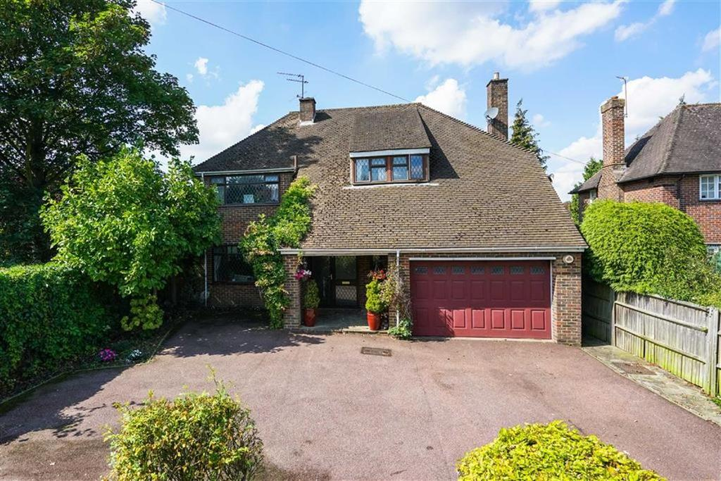 4 Bedrooms Detached House for sale in Clarence Road, St Albans, Hertfordshire
