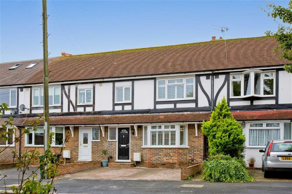 3 Bedrooms Semi Detached House for sale in Rowan Avenue, Hove, Eastr Sussex