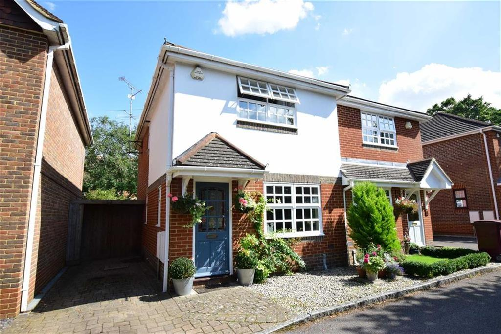 2 Bedrooms Semi Detached House for sale in Springfield Mews, Surley Row, Caversham