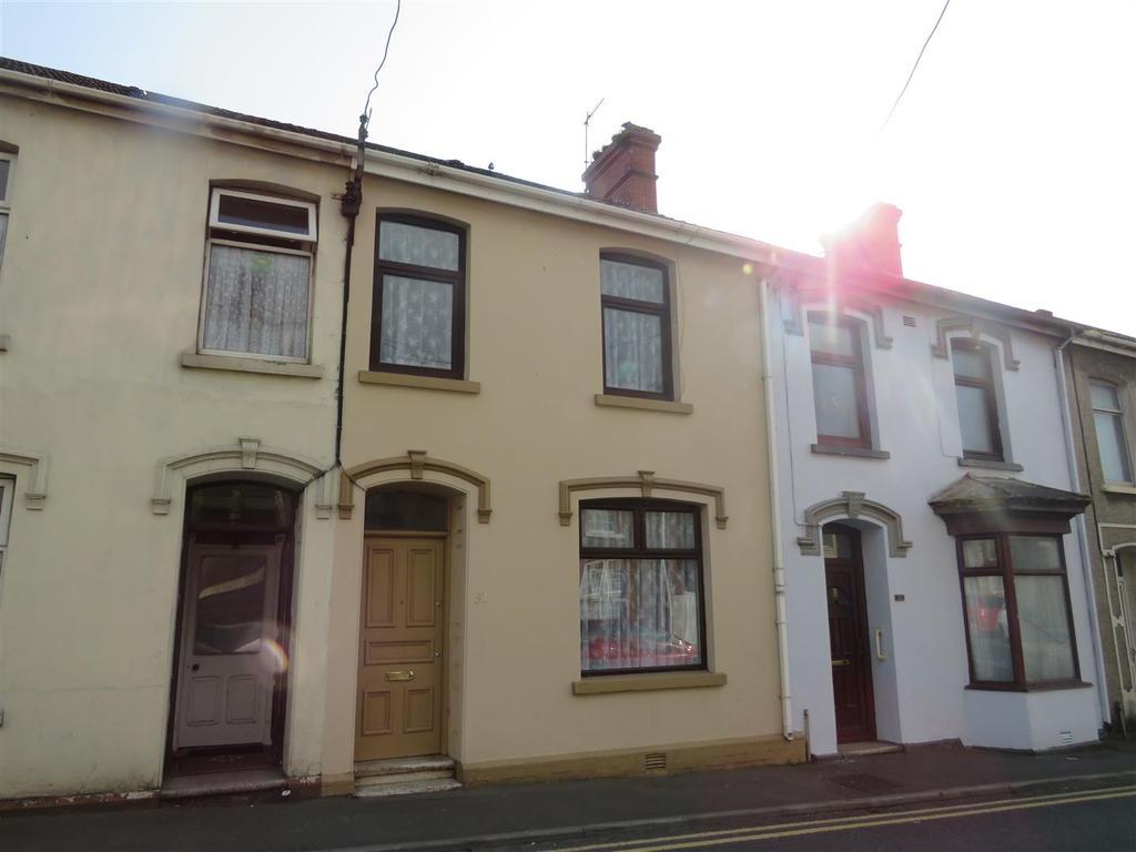 3 Bedrooms Terraced House for sale in Pemberton Road, Llanelli