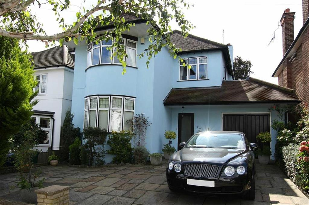 3 Bedrooms Detached House for sale in West Hill Way, Totteridge, London