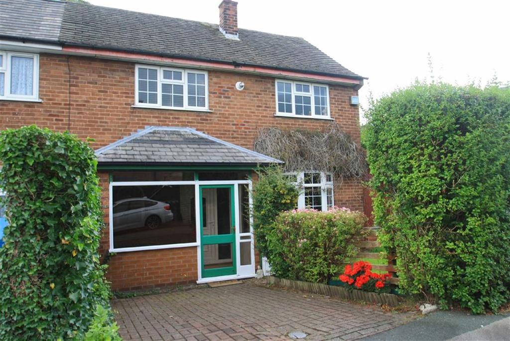 3 Bedrooms End Of Terrace House for sale in Booth Road, Wilmslow