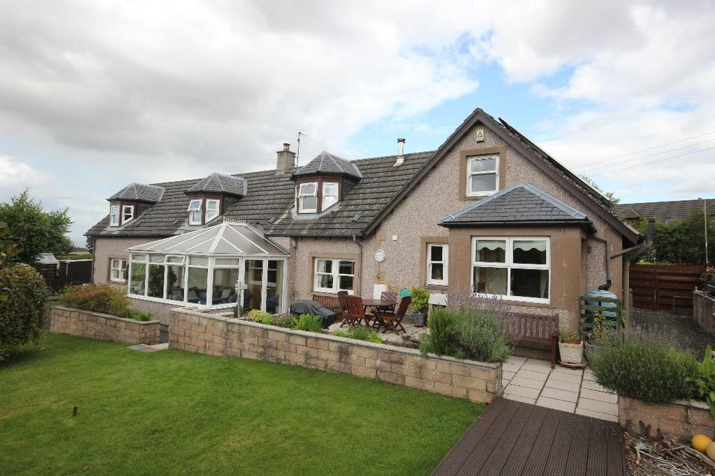 5 Bedrooms Detached House for sale in The Croft, Collace, Perthshire, PH2 6JB