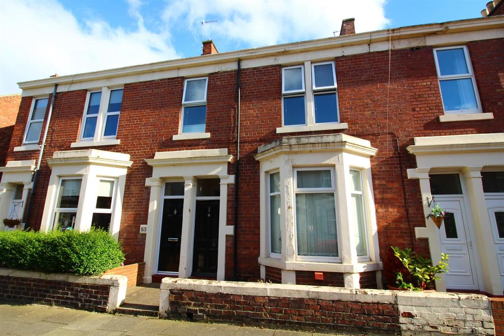 3 Bedrooms Flat for sale in Donkin Terrace, North Shields
