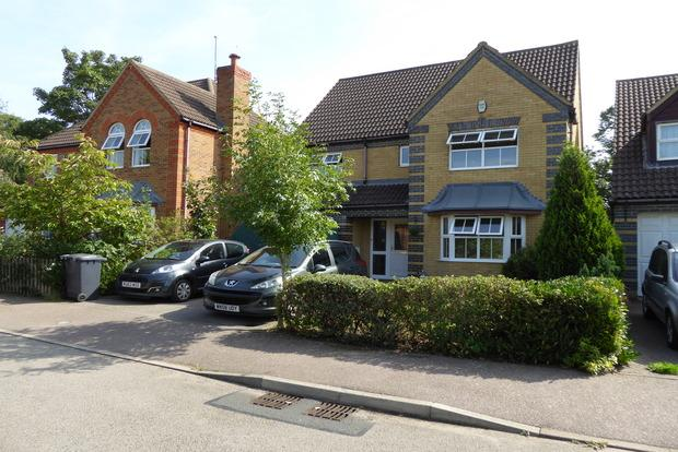 4 Bedrooms Detached House for sale in Battalion Drive, Wootton, Northampton, NN4