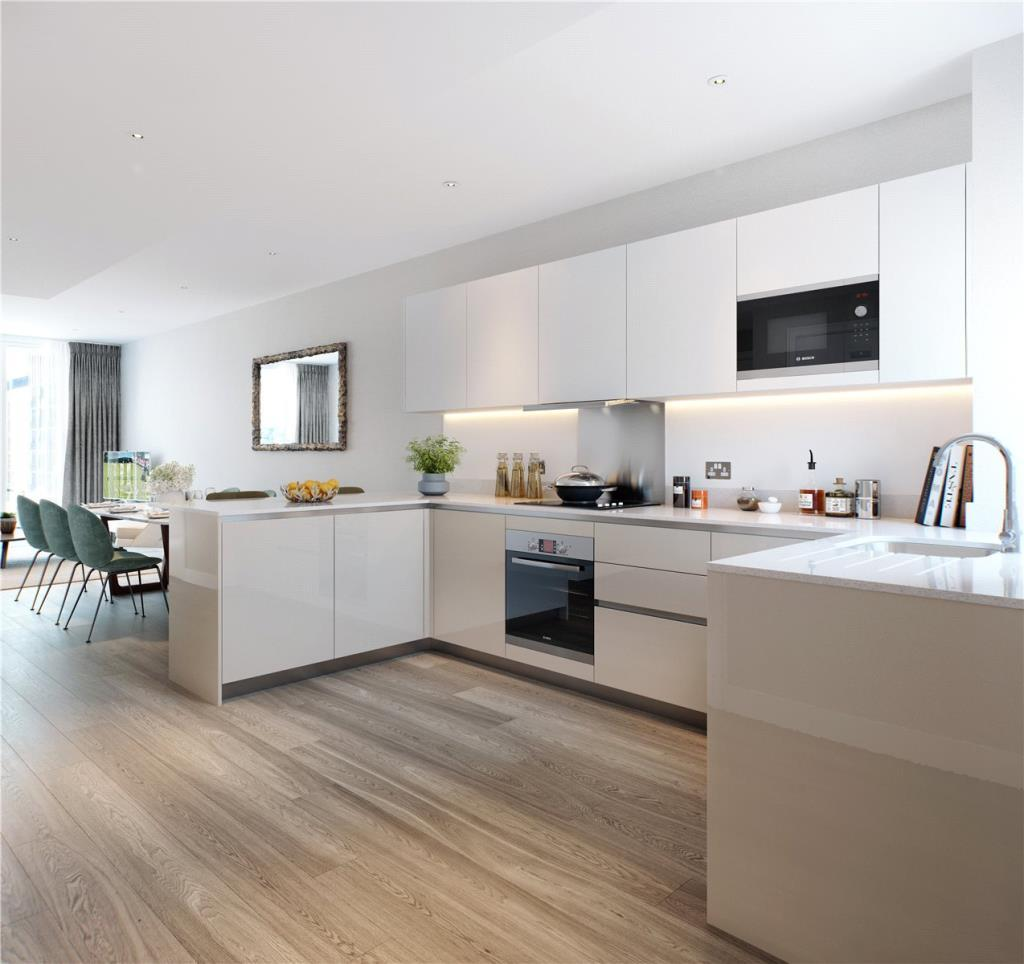 2 Bedrooms Flat for sale in The Officers' House, Royal Arsenal Riverside, Woolwich, London, SE18