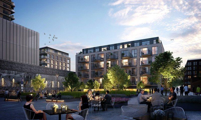 1 Bedroom Flat for sale in The Officers' House, Royal Arsenal Riverside, Woolwich, London, SE18