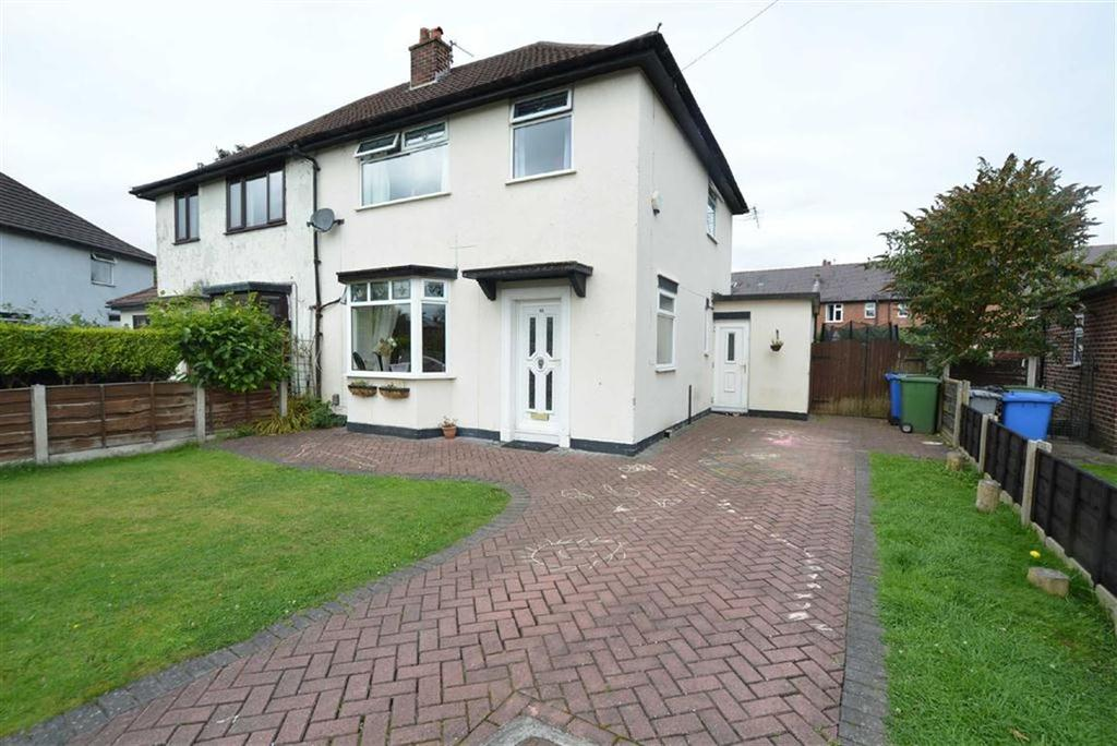 3 Bedrooms Semi Detached House for sale in Fountains Road, STRETFORD
