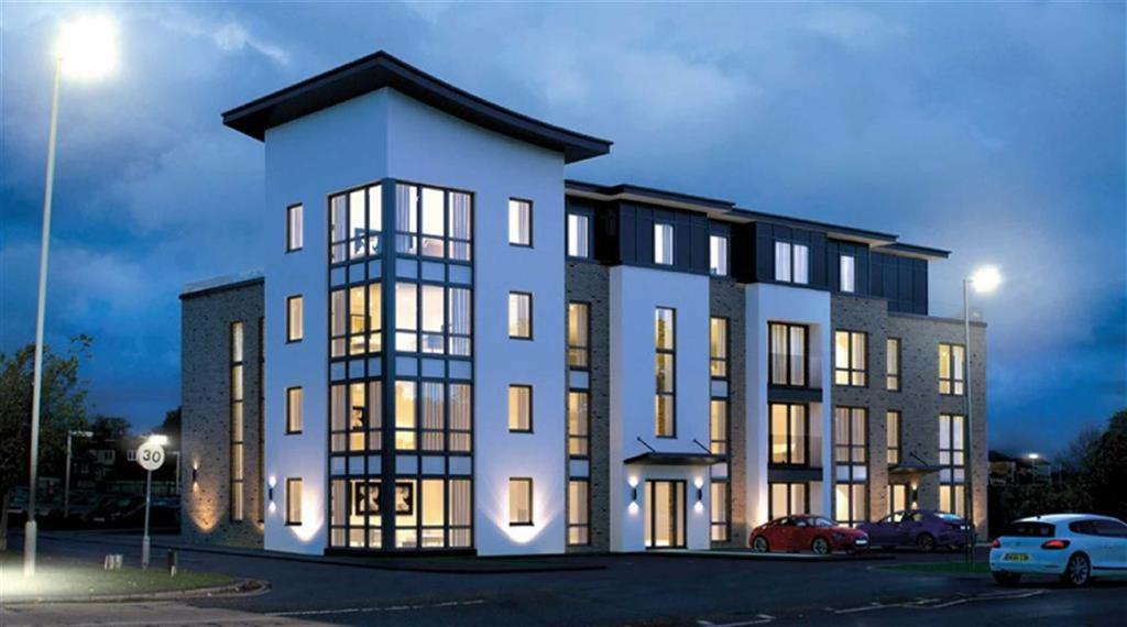 2 Bedrooms Apartment Flat for sale in North Western Avenue, Watford, Hertfordshire