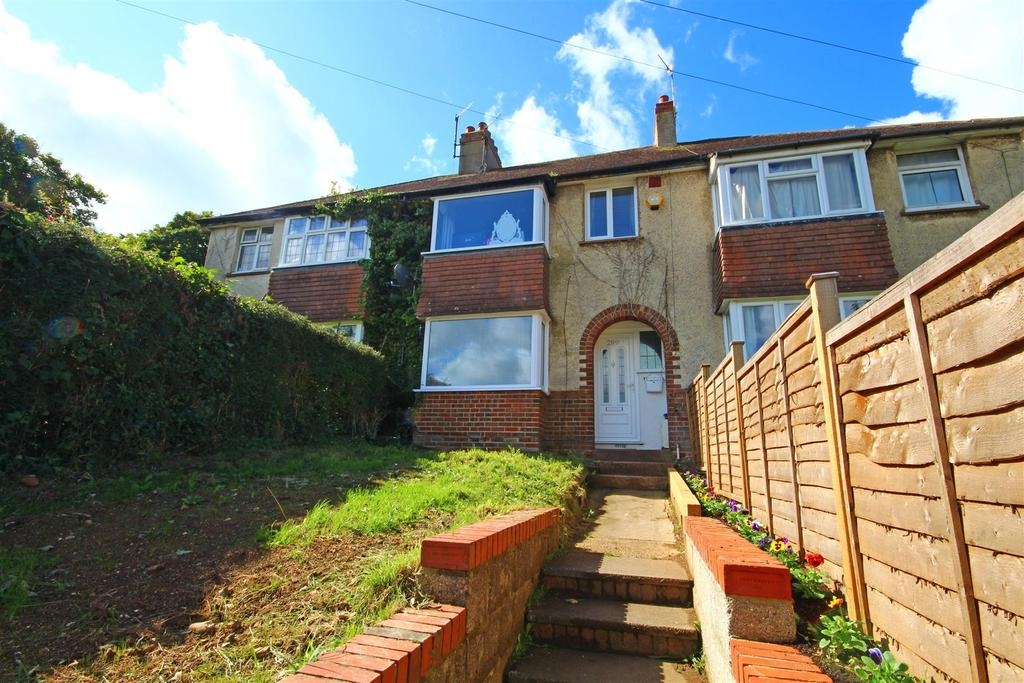 4 Bedrooms Terraced House for sale in Mile Oak Road, Mile Oak, Portslade