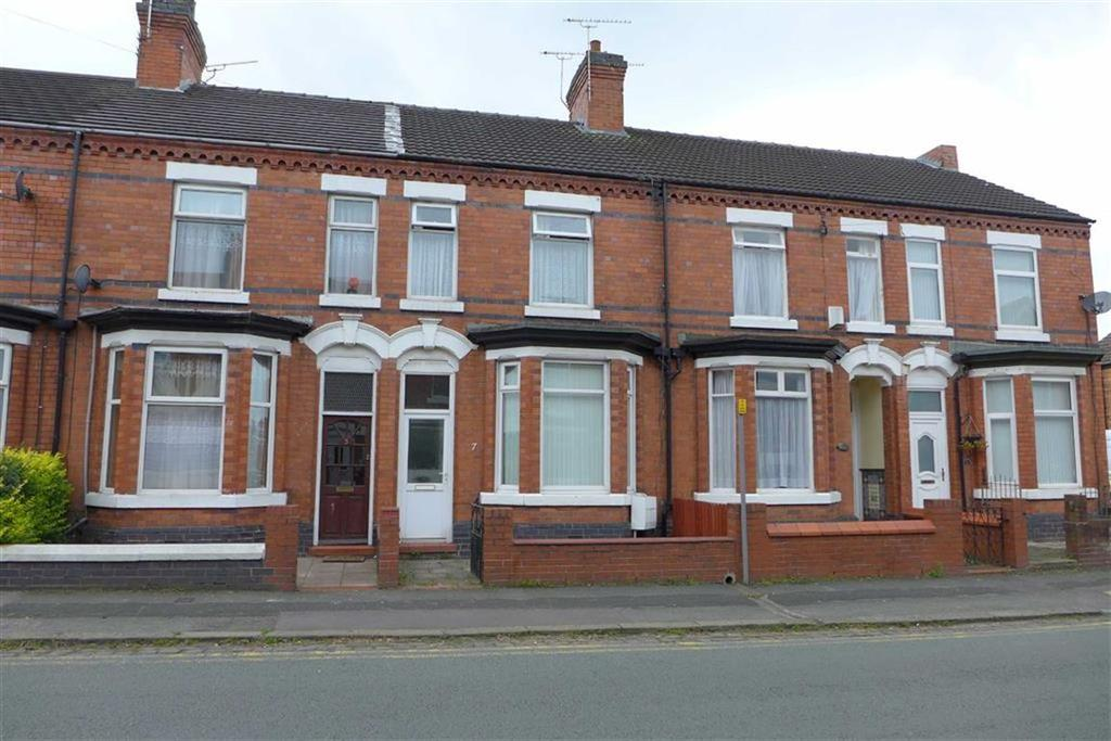 3 Bedrooms Terraced House for sale in Somerville Street, Crewe