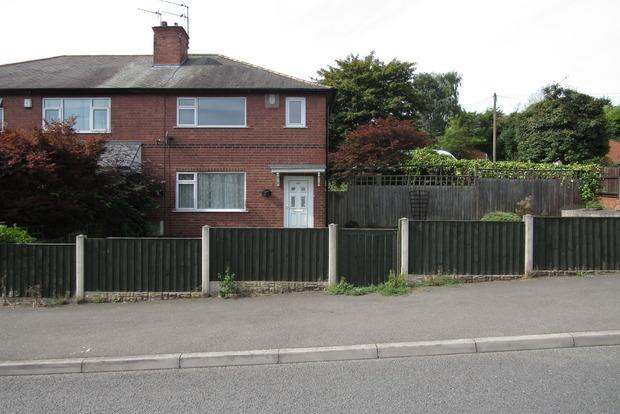2 Bedrooms Semi Detached House for sale in Coningswath Road, Carlton, Nottingham, NG4