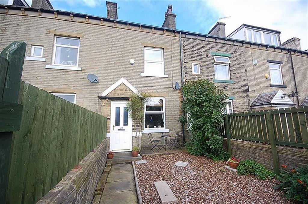 3 Bedrooms Terraced House for sale in College Terrace, Savile Park, Halifax, HX1