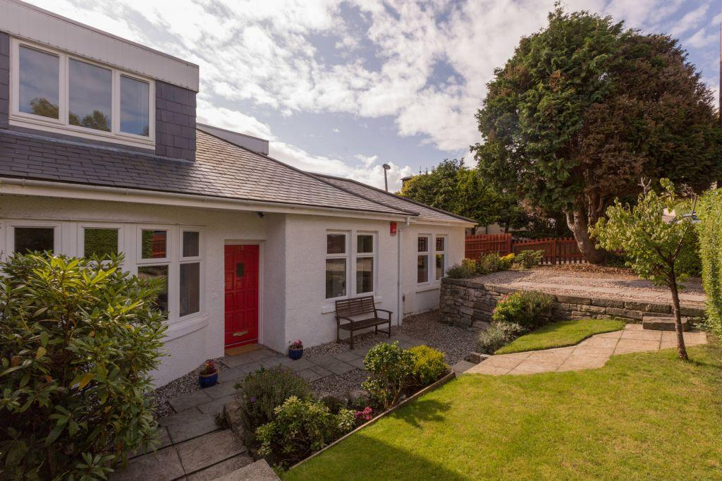 5 Bedrooms Semi Detached House for sale in 13 Belmont Gardens, Murrayfield, Edinburgh, EH12 6JH