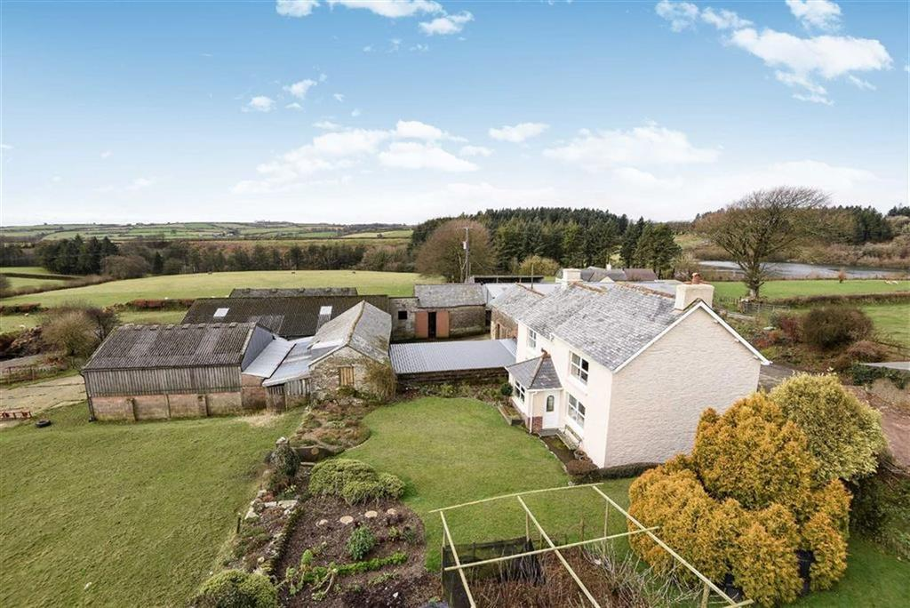 4 Bedrooms Detached House for sale in Bratton Fleming, Barnstaple, Devon, EX31