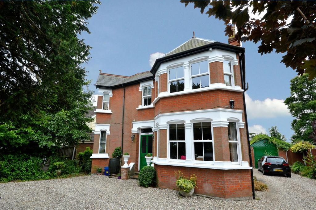 4 Bedrooms Detached House for sale in Burnham Road, Althorne, Chelmsford, Essex, CM3