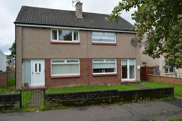 2 Bedrooms Semi-detached Villa House for sale in 79 Linnhe Place, Blantyre, Glasgow, G72 9NE