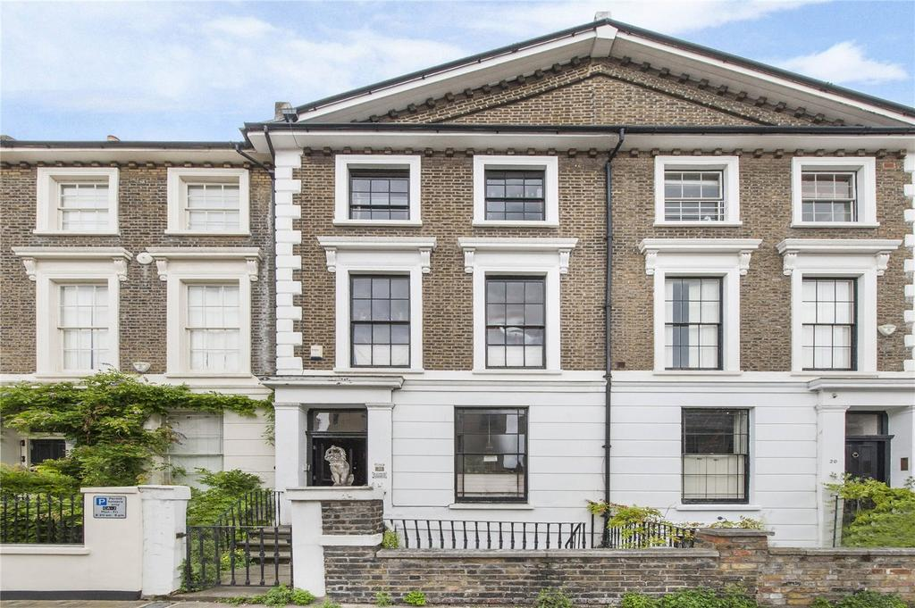 5 Bedrooms House for sale in St. Marks Crescent, London