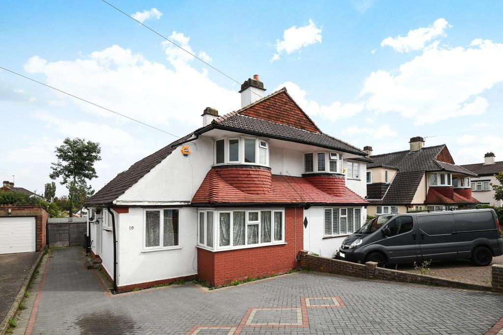 3 Bedrooms Semi Detached House for sale in Pragnell Road, Lee