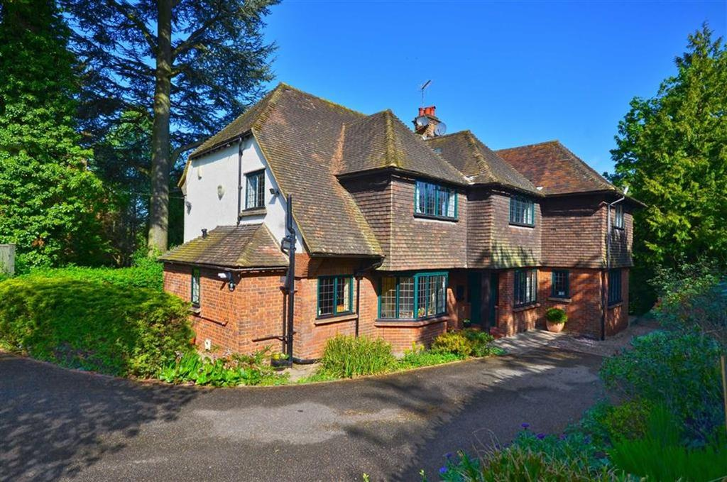5 Bedrooms Detached House for sale in Berry Lane, Chorleywood, Hertfordshire