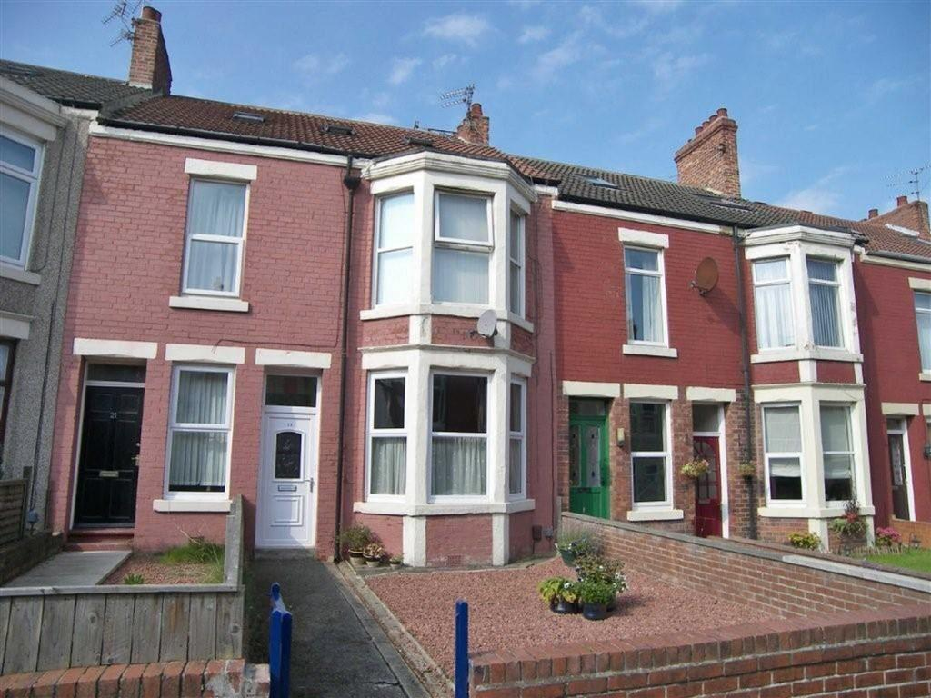 2 Bedrooms Flat for sale in Cambridge Avenue, Whitley Bay, Tyne And Wear, NE26
