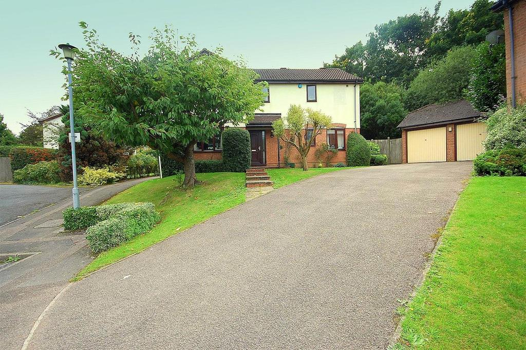 4 Bedrooms Detached House for sale in The Ryde, Hatfield