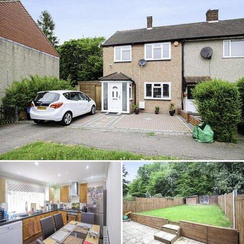 2 bedroom semi-detached house to rent - 261 Brocket way, chigwell,IG7 4LU