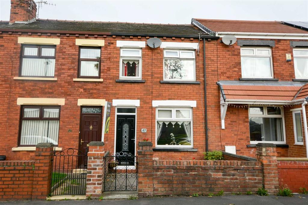 2 Bedrooms Terraced House for sale in Margaret Street, Springfield, Wigan, WN6