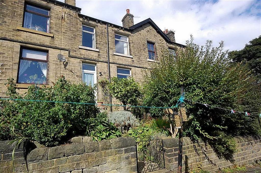3 Bedrooms Terraced House for sale in Myrtle Road, Golcar, Huddersfield, HD7