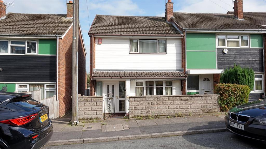 2 Bedrooms Town House for sale in Skipacre Avenue, Smallthorne, Stoke-On-Trent, Staffs