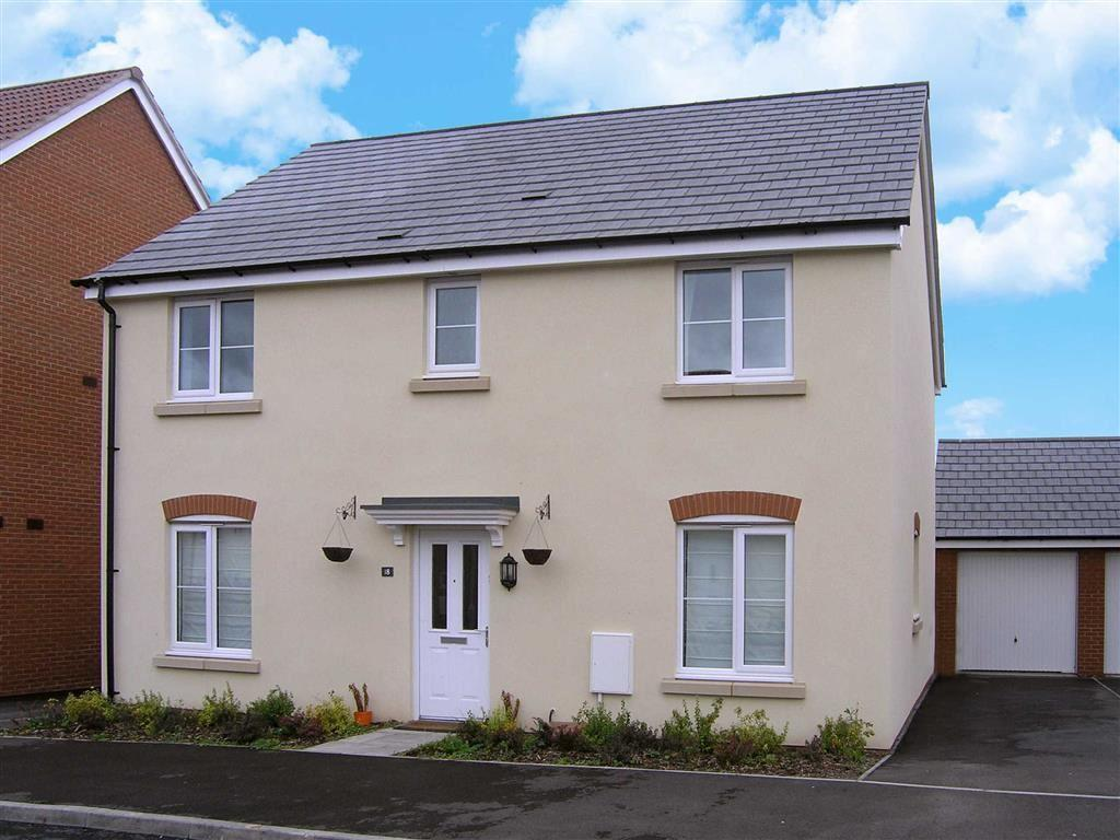 4 Bedrooms Detached House for sale in The Ploughmans, SAXON GATE, Hereford