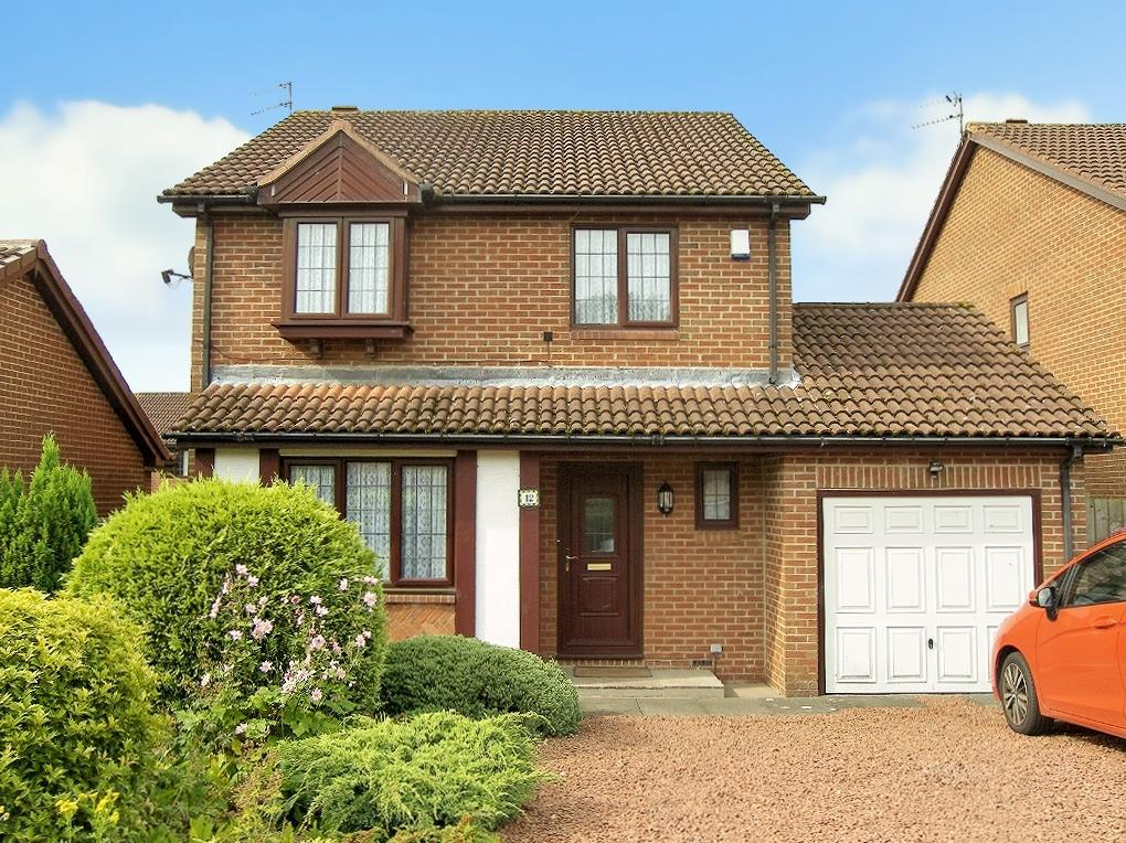 3 Bedrooms Detached House for sale in Chathill Close, Stobhill Farm, Morpeth