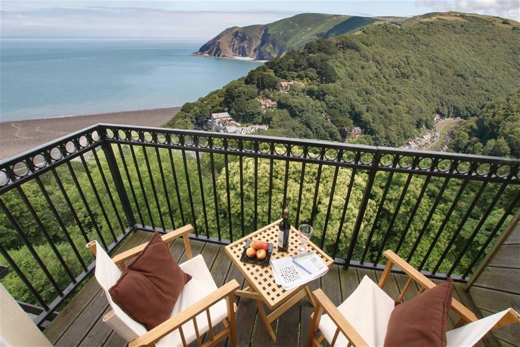 3 Bedrooms Apartment Flat for sale in Castle Heights, Lynton, Lynton, Devon, EX35